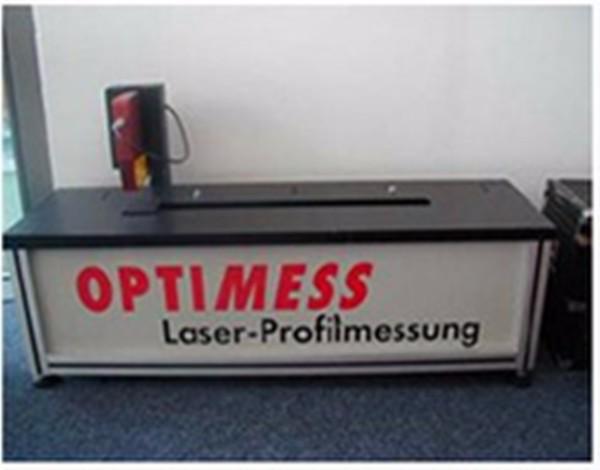 橡胶轮胎激光检测