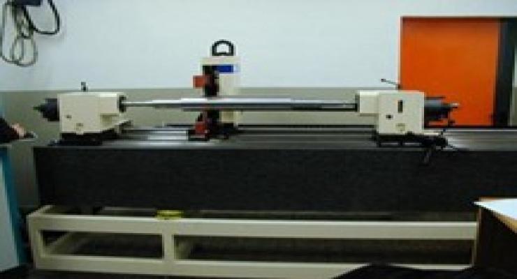 高精度轴径检测系统