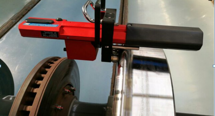便携式数字激光等效锥度分析仪(型号:SRTT2018)